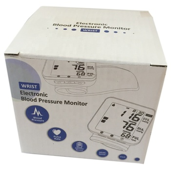 Blood Pressure Monitor Hot selling in India LCD Display