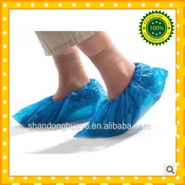 Huaye blue medical qingdao bag high shoes cover quality spunbond pp nonwoven fabric factory