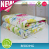 China supplier wholesale super soft south korean high quality flower pattern printed fleece blanket
