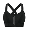 Wholesale Custom Adjustable Women's Ultimate Sports Bra Running Yoga Fitness Bra With Front Zipper Ningbo