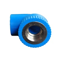 Blue Color Hot Water PPR Pipe Fittings Polypropylene Coupling Names Pdf