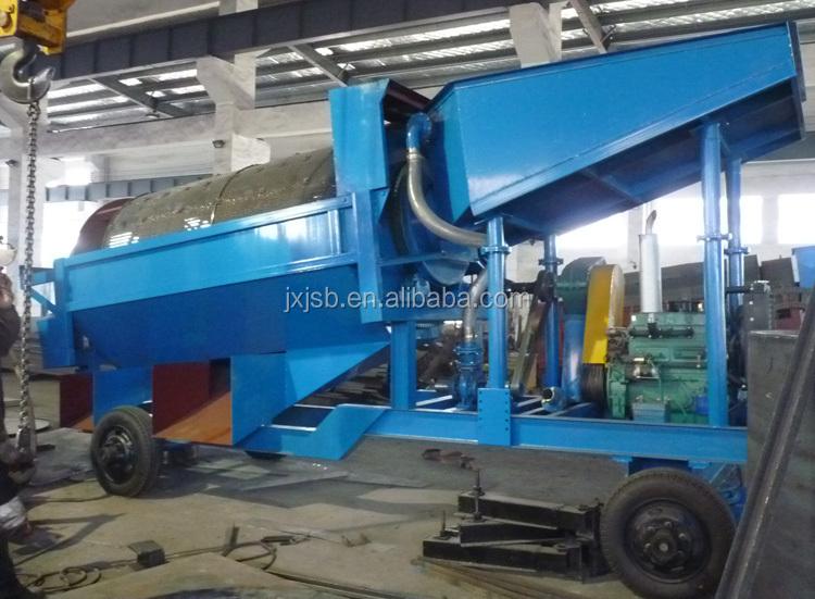 Mini Mining Equipment : Placer gold mining equipment mini washing plant for sale
