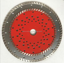 Turbo diamond saw blade for granite, concrete and marble.dremel accessories,the disks,concrete,oscillat