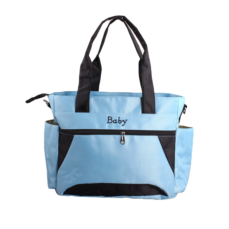New Brand Baby Diaper Bag , Baby Bags For Mom Waterproof Large Mummy Bag Baby Stroller Fashion Women Bag