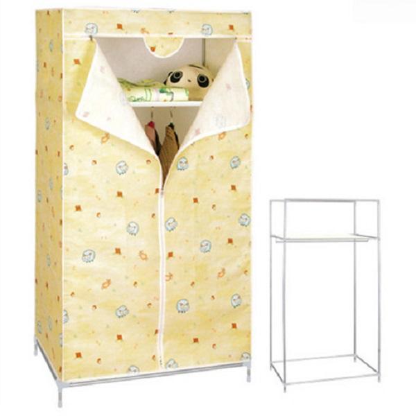 sw de plástico montar armario armario portátil muebles del ...