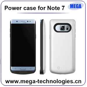 5000mah Backup External Charger Battery Case For Samsung Galaxy Note 7  Battery Case