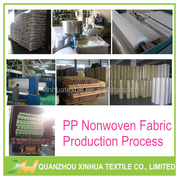 Spunbonded 100% PP Nonwoven Fabric Applicated in Medical Fields, medial non woven