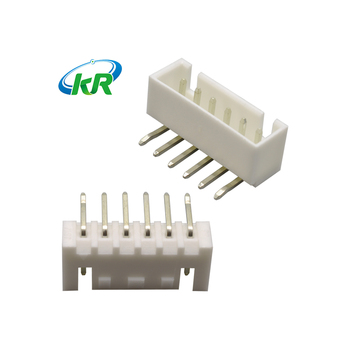 kr2502 xh2 54 with lock wire to board xhr2 54 pcb connector and 10pin