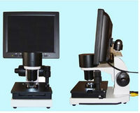 xw880 high clarity microcirculation checkup microscope/nail fold capillary checking microscope
