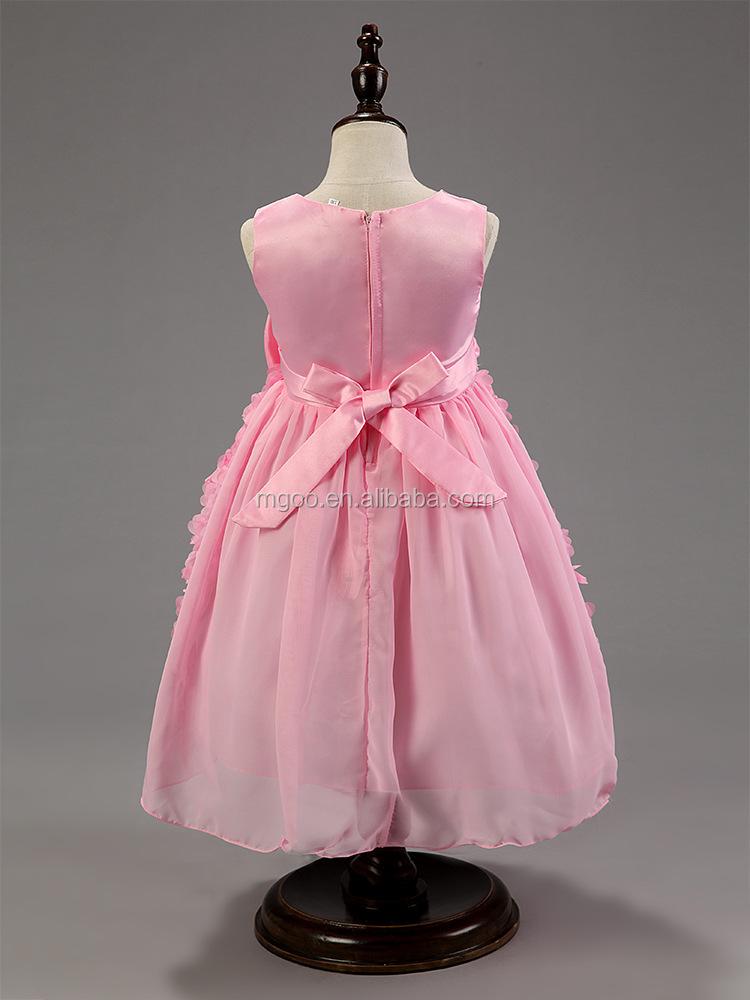 Mgoo precio barato niñas vestido 3 a 10 años lindo niñas vestidos de ...