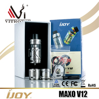 New Coming IJOY MAXO V12 Atomizer 5.6ml Original Authentic