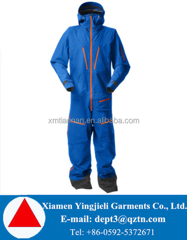 2015 Adult's waterproof and breathable snowboard overall