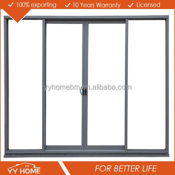 yy casa surtidor de china de metal fcil de instalar exterior puertas correderas