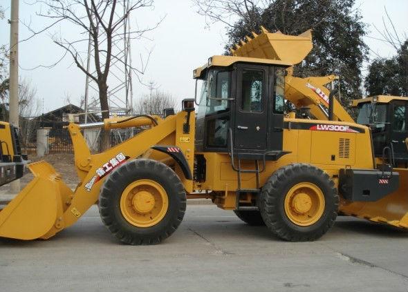 China xuzhou feito LW300FN hydraul pequena pá carregadeira frontal preço barato