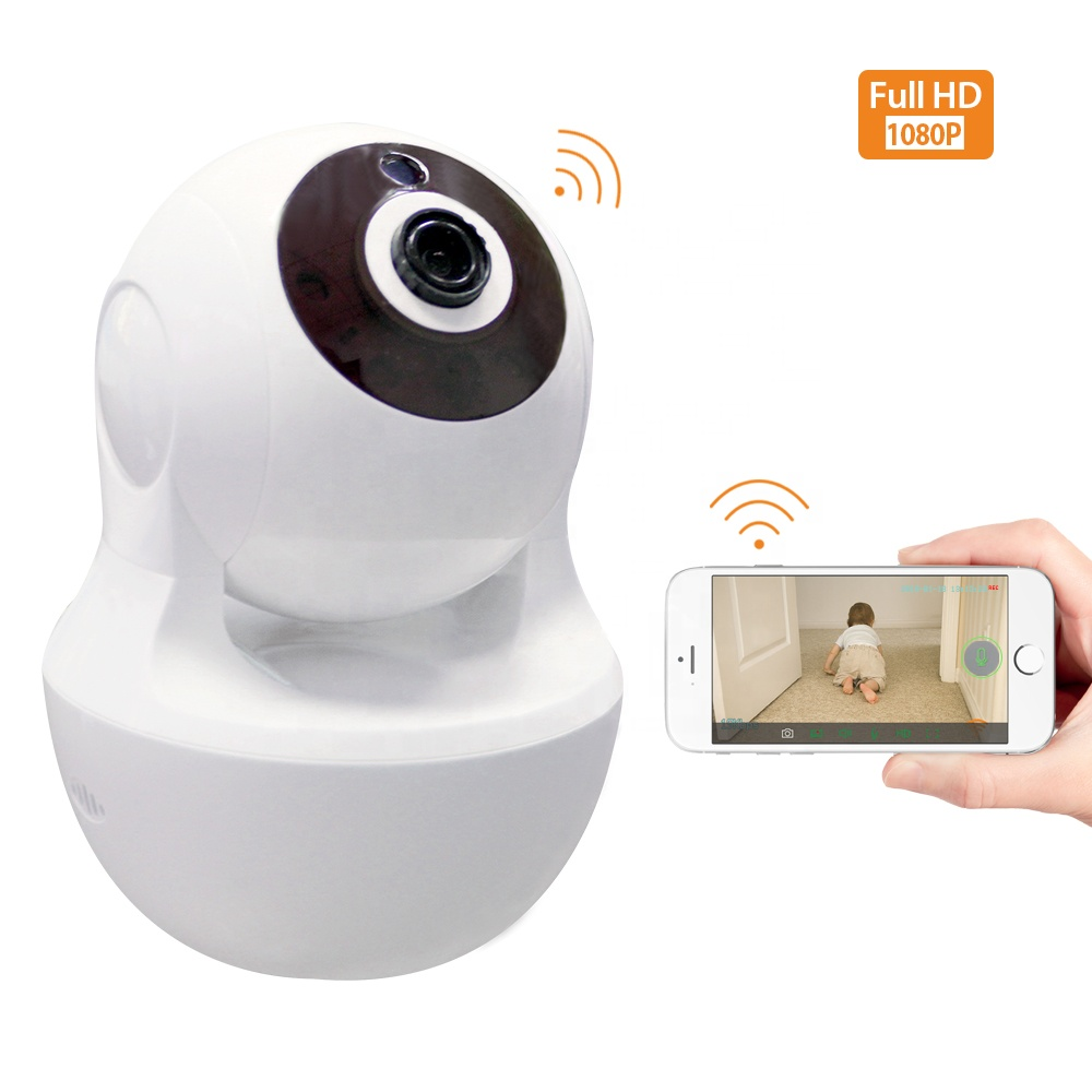 Wifi Home Security 1080P IP Two Way Audio CCTV Camera Wireless High Resolution Baby Monitor Smart WiFi Camera