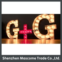 Different Colour Exposed LED Open Signs / China Electronic Signs for sale