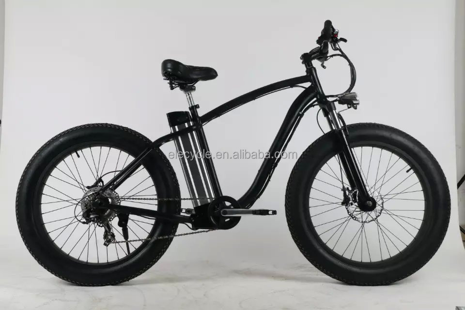 26 inch wheel size 36V 13Ah li ion battery mountain bike/ electric bicycle/ fat tire