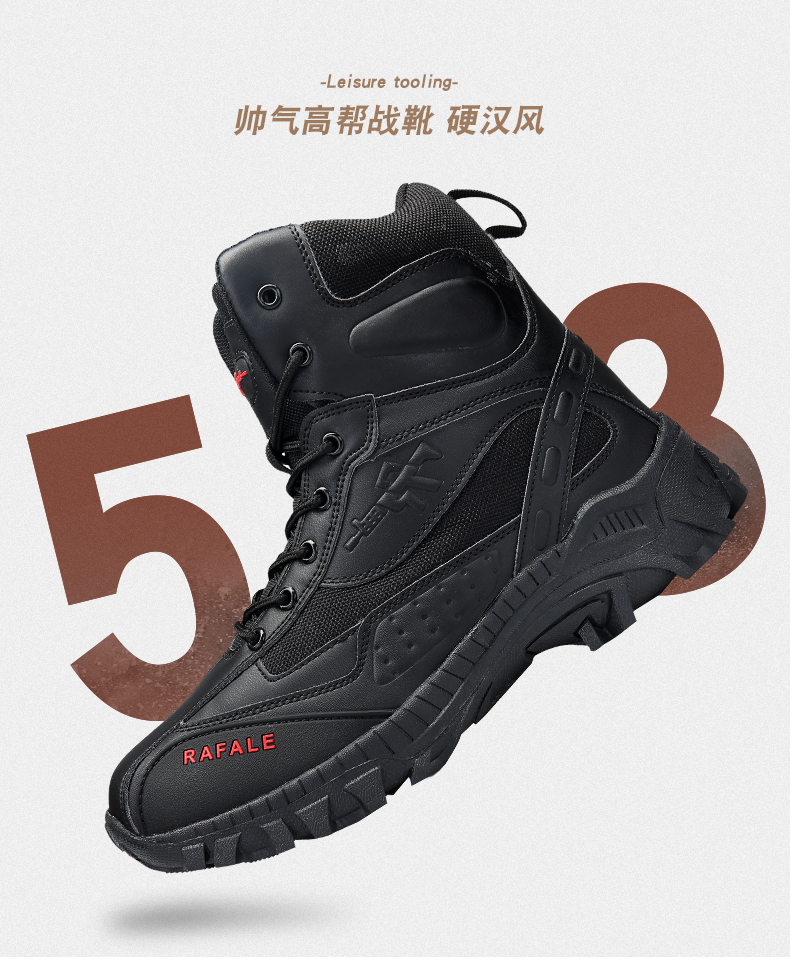 2019 Wholesale Combat Army Desert Boots Tactical Military Army Boots Outdoor Army Boots Men