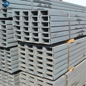 channel steel bar standard size/channel steel metal building materials