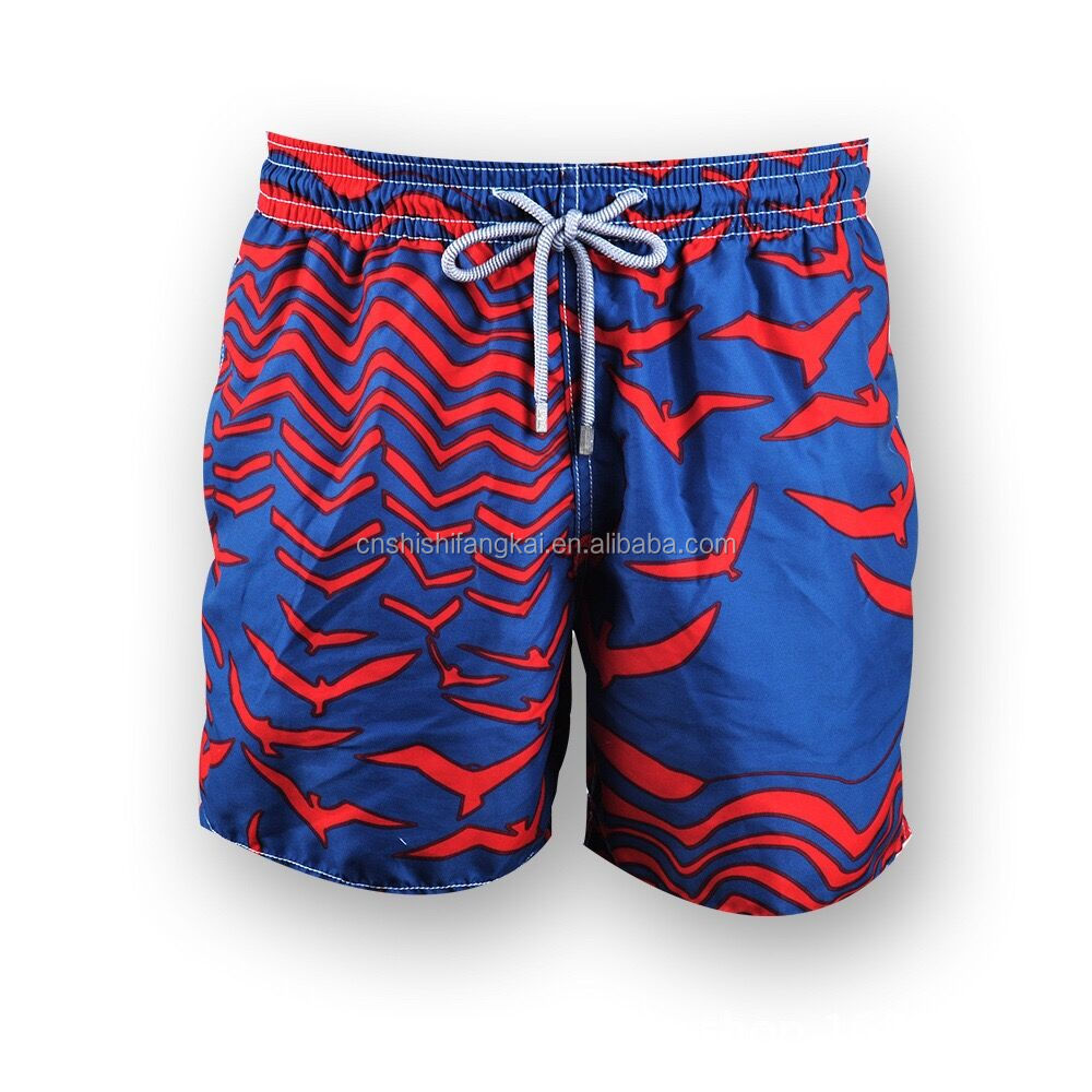 haode Mens Swimwear Running Surfing Sports Beach Camouflage Shorts Trunks Board Pants Swimming Trunks for Men Swimsuit