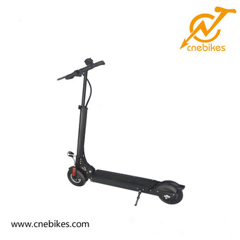 CNEBIKES 8inch lithium battery mini folding electric scooter for adults and children
