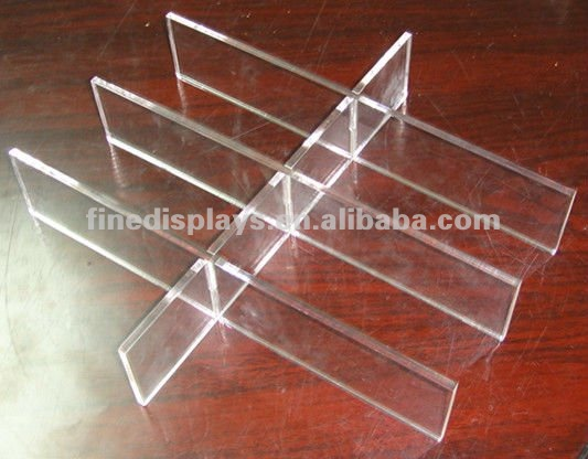 Clear Acrylic Drawer Divider (OS-F-056)
