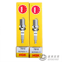 auto parts NGK authorizes the sale of genuine NGK spark plugs Copper-Nickel#7810# BCP5ES-11 Pack Of 1High Quality Hot Sale