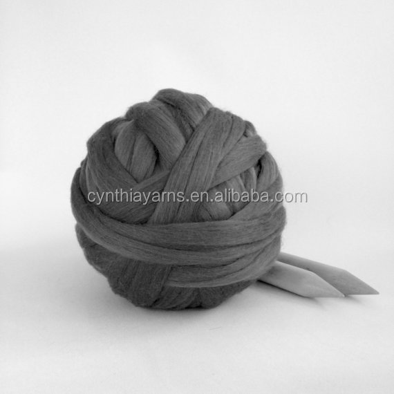 Cynthia Quality Ensured Stock 16 Micron Wool Tops