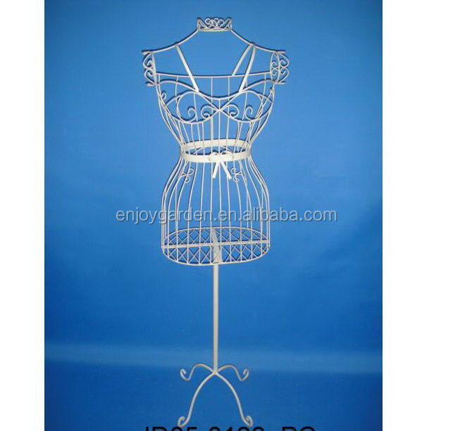 Metal Wire Mannequin Dress Forms - Buy Mannequin Dress Forms,Metal ...