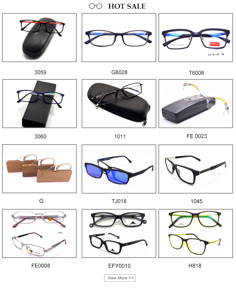 China Design Product Eyewear Stainless Steel Optical Frames Unisex Degaussing Eyeglasses In Stocks