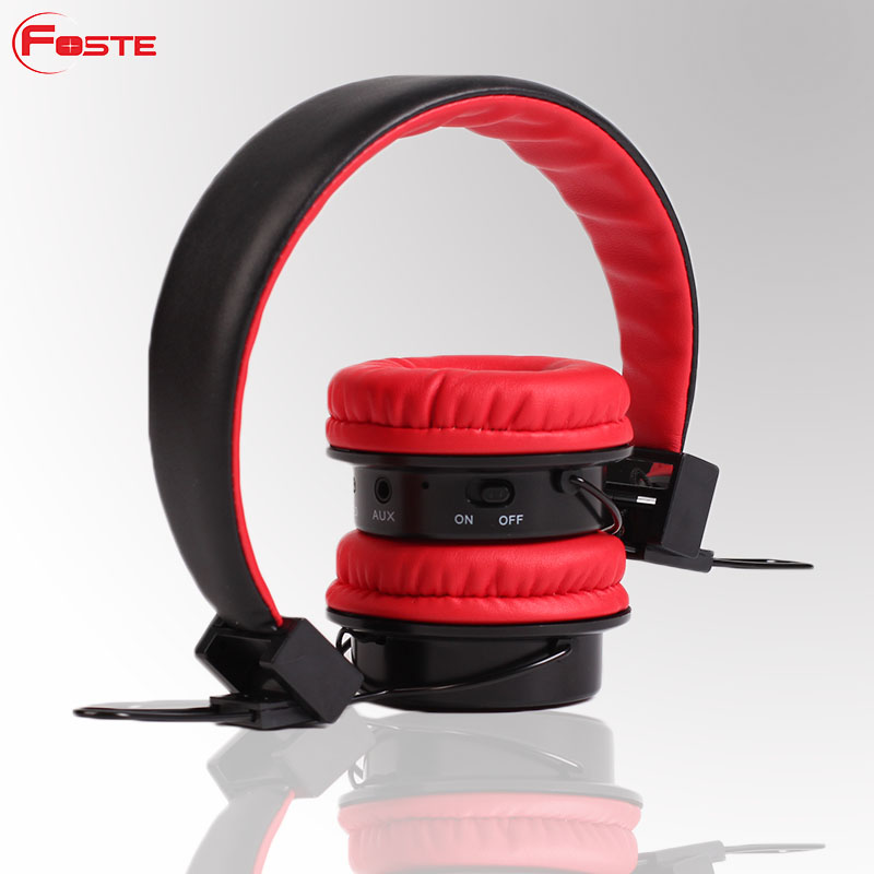 Amazon's Product Bluetooth Noise Cancelling Headphones New Model Headset, Foste Handsfree Micro Stereo Bluetooth Headset Sport!!