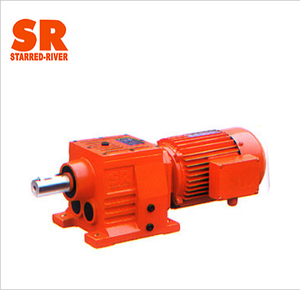 gearbox synchronizer reduction gearbox 50:1 right angle gear box Helical geared motors
