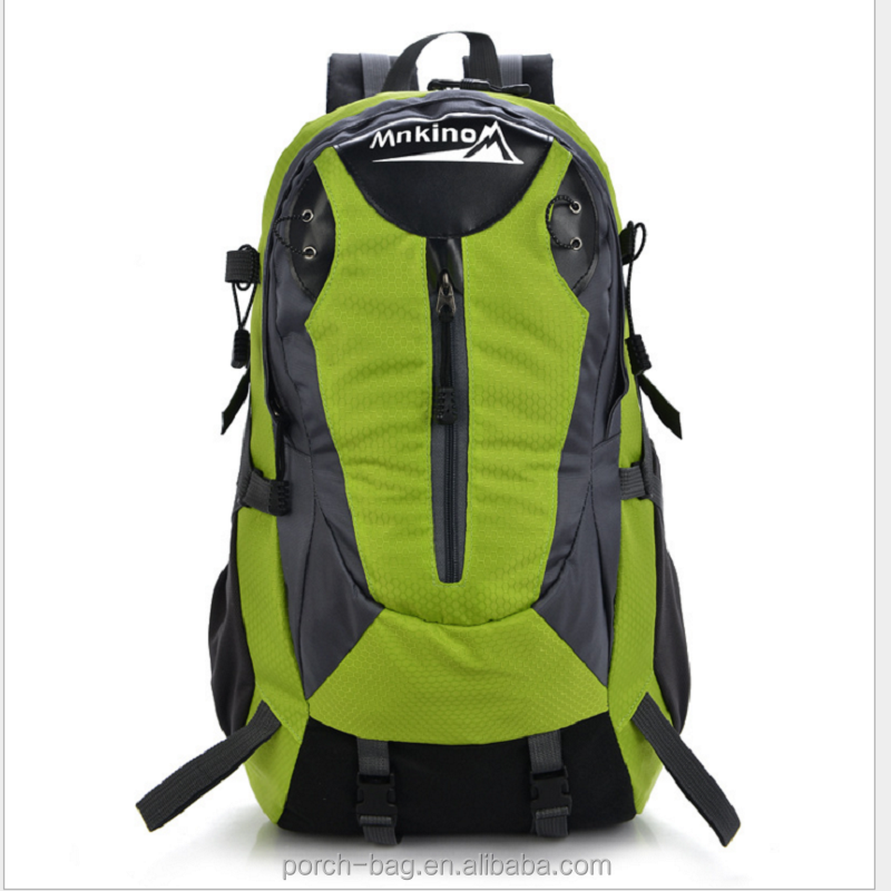 New custom shoulder bagfemale travel backpack large capacity outdoor package mountaineering package male Korean casual style
