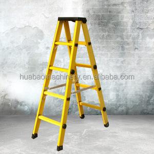fiberglass ladder 6 ft/ fiberglass ladder werner