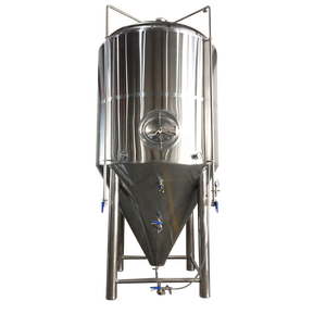100l 200l 300l 500l 1000l 2000l 3000l Stainless steel conical beer fermenter fermentation tanks