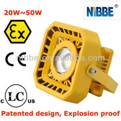 ATEX certified led explosion proof lamp