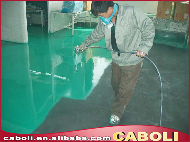 De china al por mayor de pulverizaci n de pintura para - Pintura para pintar piso de cemento ...