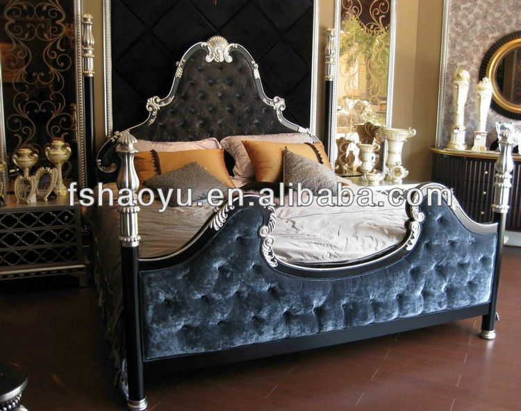 luxus klassischen italienischen stil m bel k nigliche. Black Bedroom Furniture Sets. Home Design Ideas