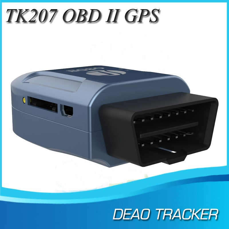 Manufacturer Wholesale Easy Install OBD GPS Tracker OBD2 Mini GPS Tracker Security