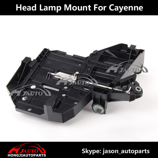 Auto Car Head Lamp mounting for Porsche Cayenne 95563104400, 7L5941046