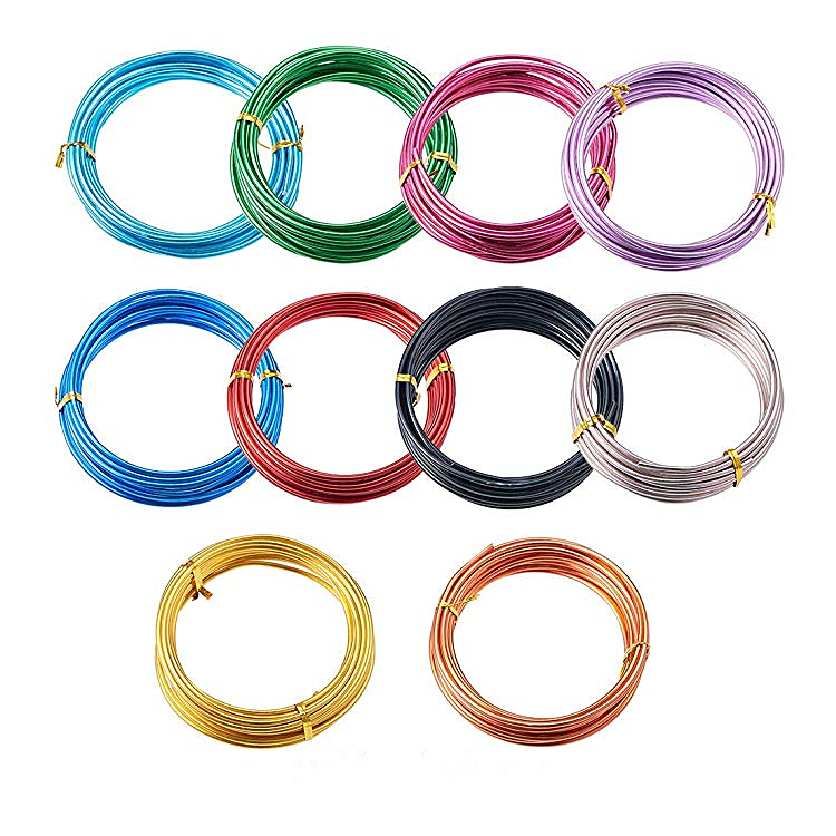 Good Quality 0.8mm to 5mm Aluminum Wire For Bonsai Tree Wire
