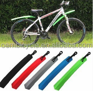 Bicycle Parts Colorful Mountain Bike Mudguard Fender Buy Mountain
