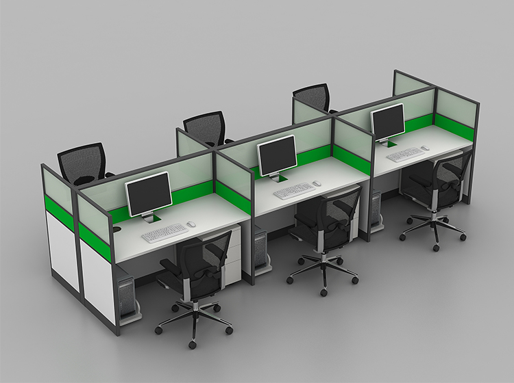 call center cubicles modern office partition walls design workstation