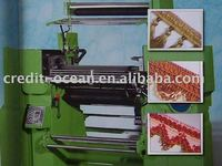 special lace crochet knitting machine