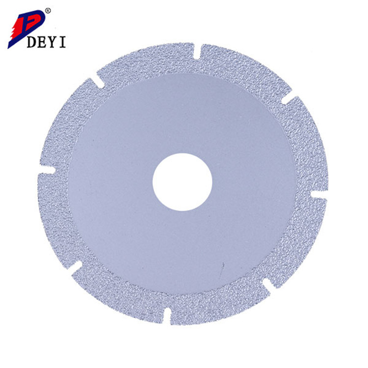 Brazed marble <strong>cutting</strong> disc good quality <strong>cutting</strong> saw blade for marble and ceramic