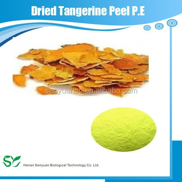 Natural Hesperidin Dried Orange peel extract Tangerine Peel P.E.