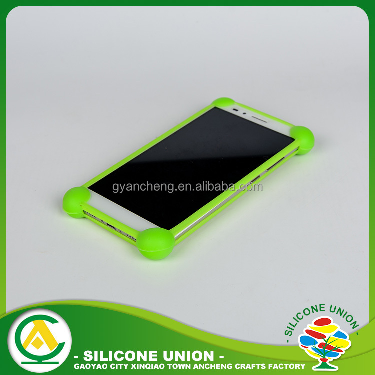 Custom made universal silicone phone case manufacturing