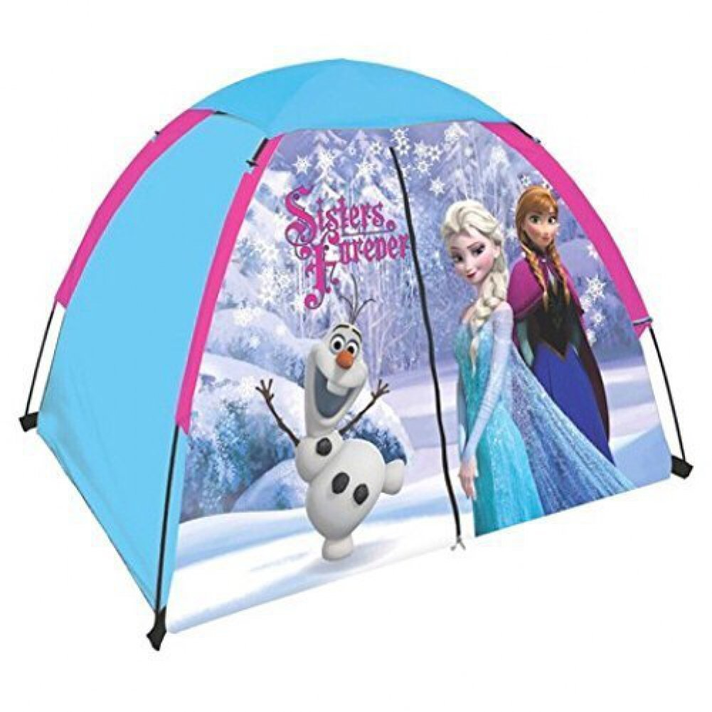 Buy Disney Frozen 2 In 1 Play Tent Bed Tent In Cheap