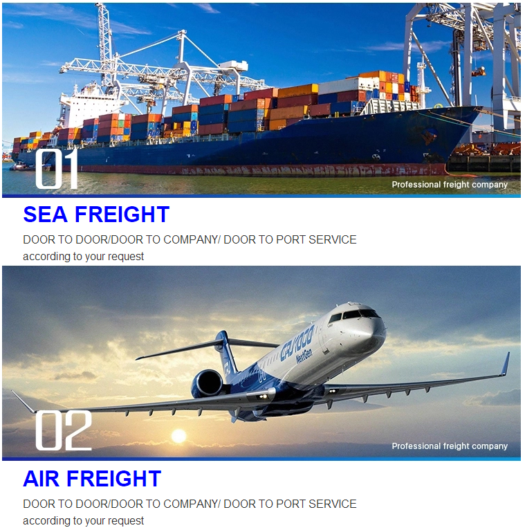Air freight with custom clearance tax to Spain France Italy
