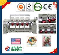 4 Head Chain Stich Embroidery Machine Price
